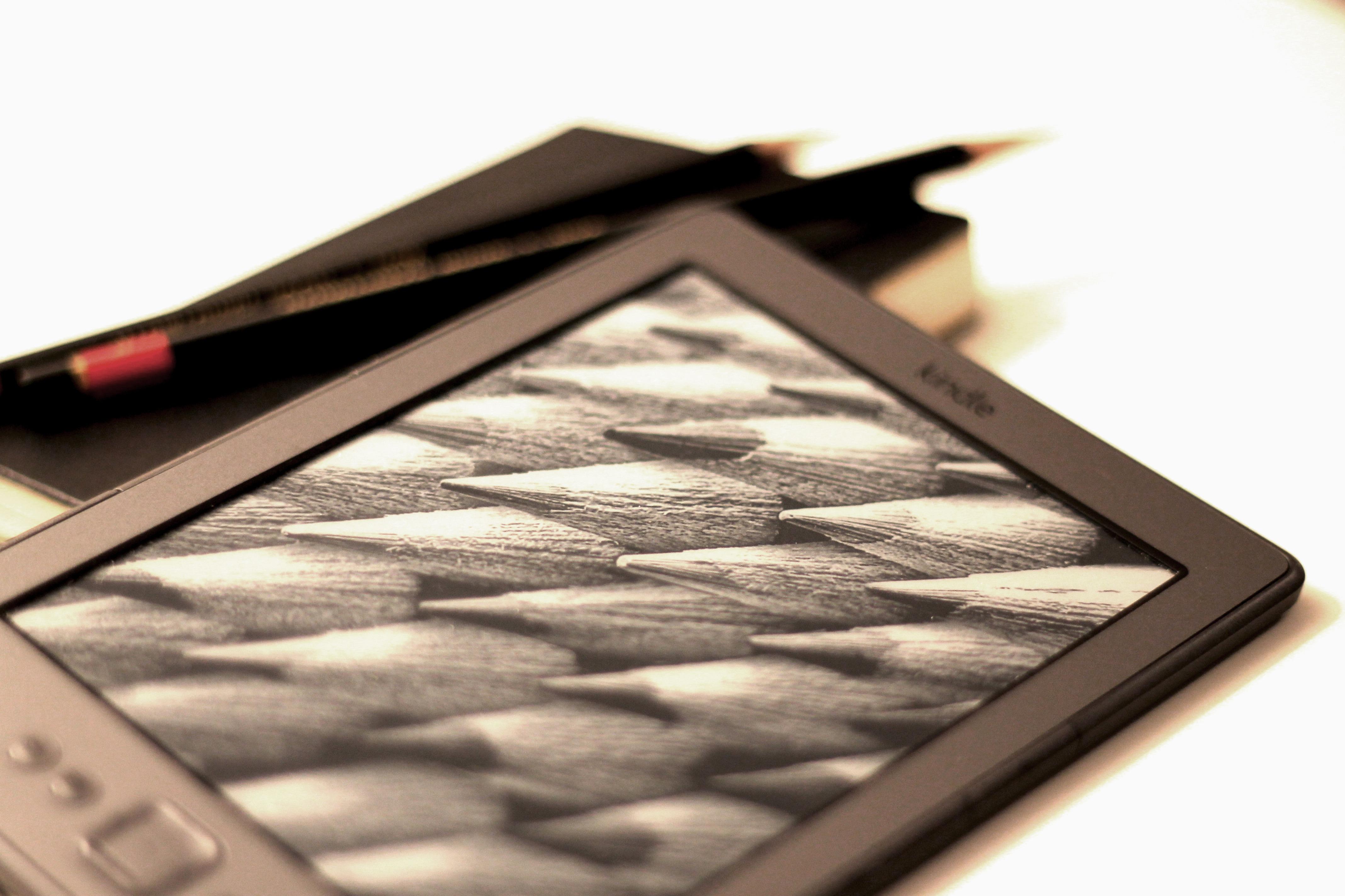 Zalety i wady książek elektronicznych