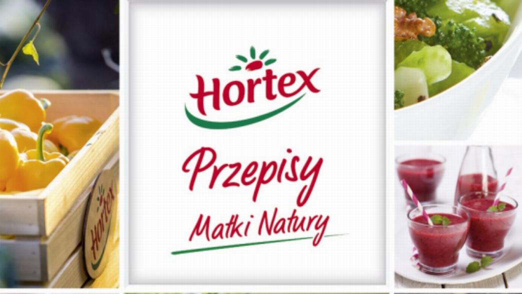"""HORTEX – darmowy ebook z """"Przepisami Matki Natury"""""""