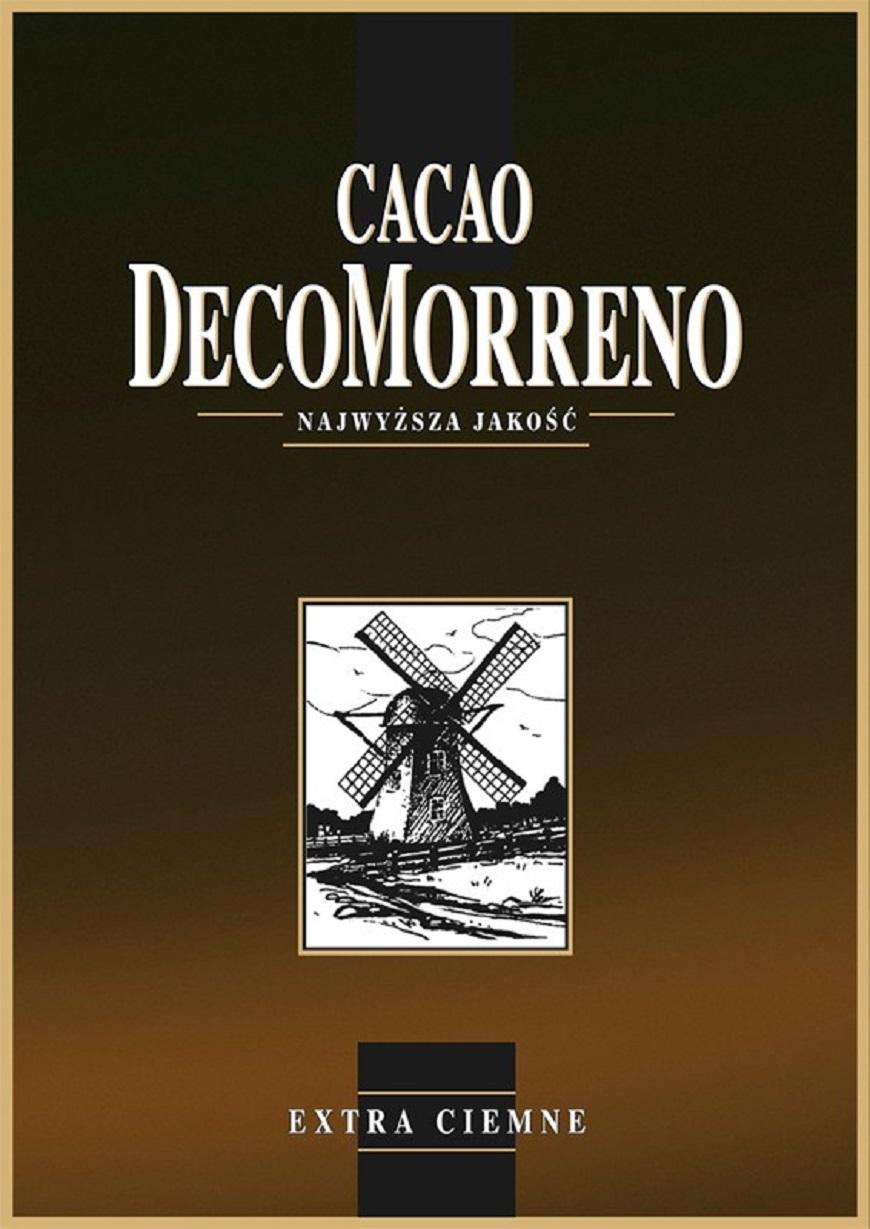 """Cacao DecoMorreno – """"Najwyższa jakość"""" w ebooku!"""