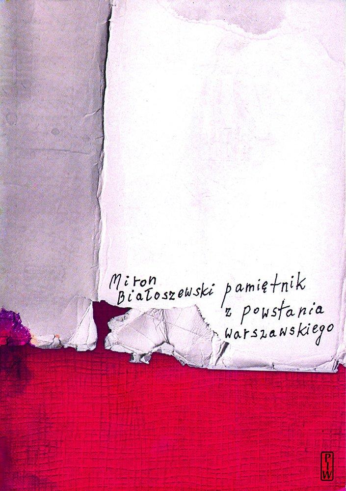 """""""Pamiętnik z powstania warszawskiego"""" – pierwszy ebook Państwowego Instytutu Wydawniczego"""