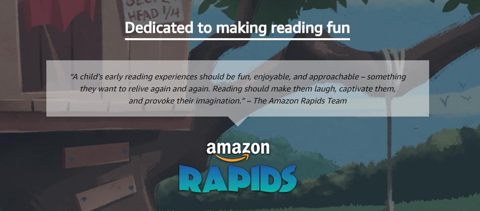 Nowa usługa Amazonu ma na celu zachęcić dzieci do e-czytania