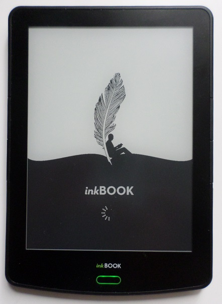 inkBOOK Prime - ekran