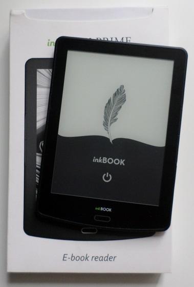 inkBOOK Prime - urządzenie