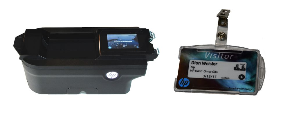 HP IonTouch