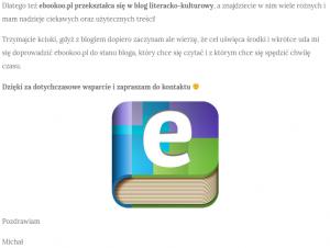 ebookoo.pl - komunikat