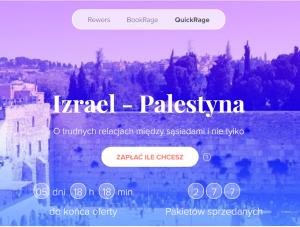 QuickRage - Izrael-Palestyna