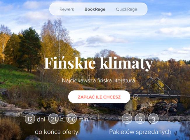 BookRage - Fińskie klimaty