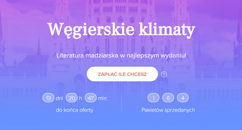 BookRage - Węgierskie klimaty