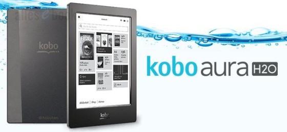 Wycofanie modelu Kobo Aura H2O