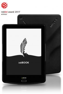 InkBook Prime HD - reddot award 2017