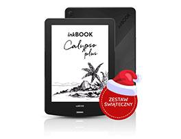 inkBOOK Calypso Plus - czarny