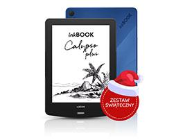 inkBOOK Calypso Plus - niebieski