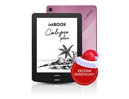 inkBOOK Calypso Plus - różowy