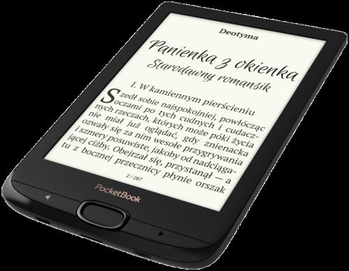 PocketBook Basic Lux 2 - prezentacja