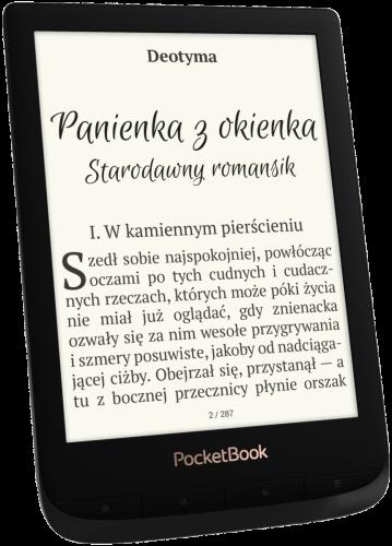 PocketBook Touch Lux 4 - przód